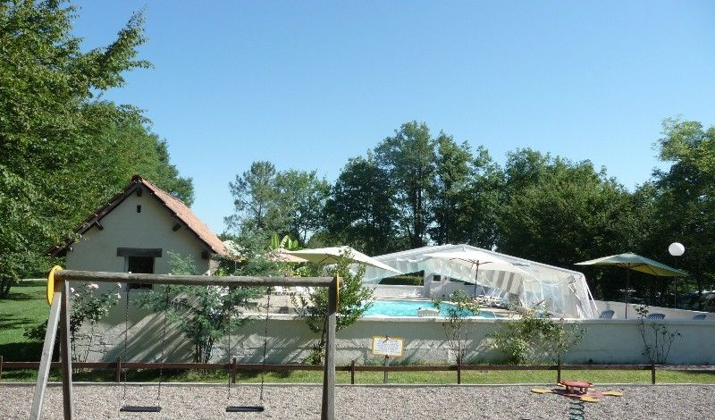 camping avec piscine chauffee agree vacaf