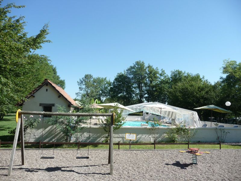 Superior Camping Avec Piscine Chauffee Agree Vacaf ...