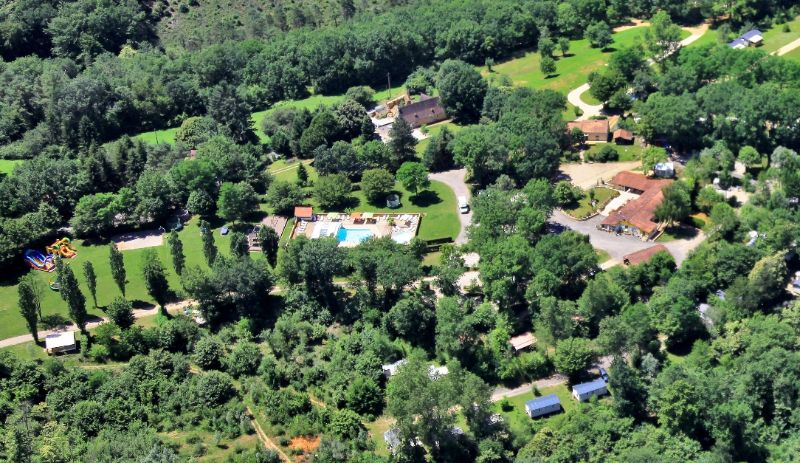 camping 4 * dordogne with stay to win