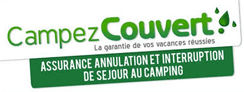 Assurance annulation camping Dordogne
