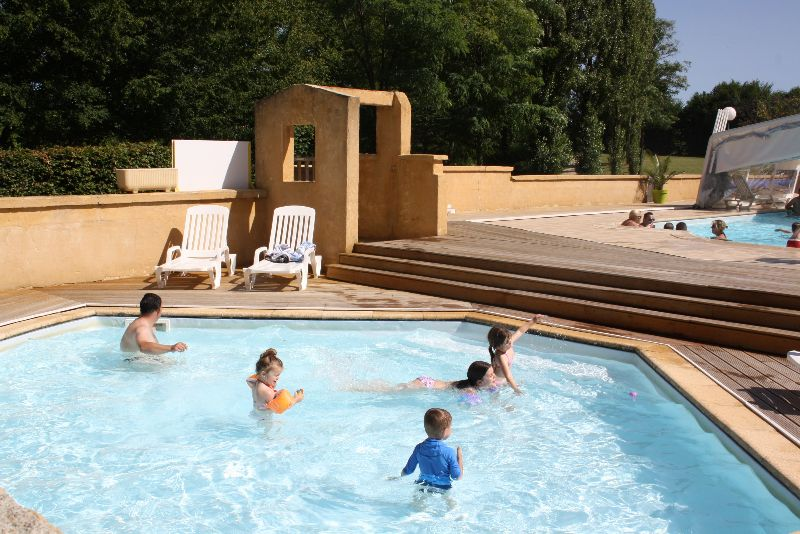 Camping In Dordogne Near Sarlat With Heated Indoor Pool